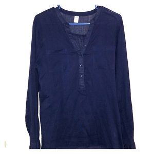 Long Sleeve Old Navy Blouse